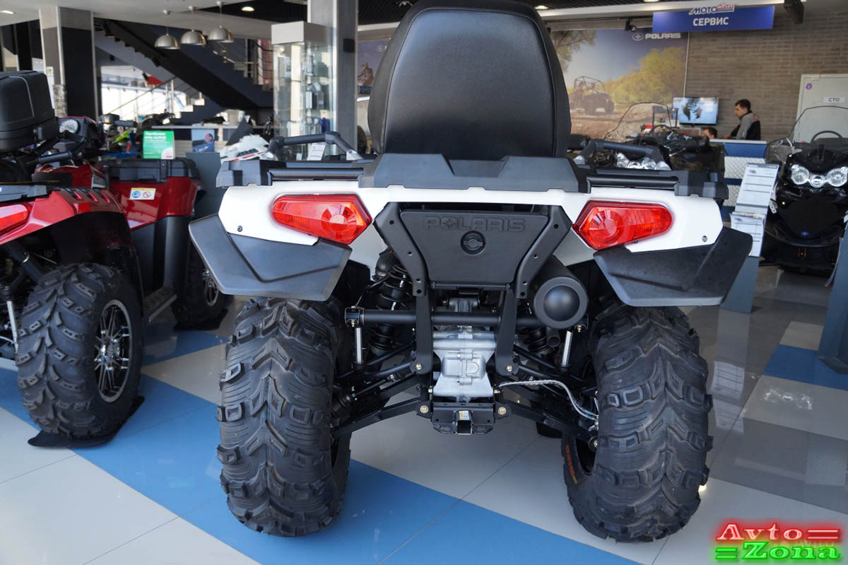 Расширители арок для квадроцикла POLARIS SPORTSMAN 570 TOURING